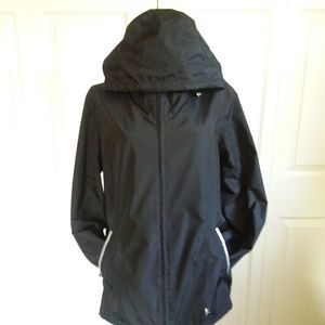 Danskin now wind breaker/rain coat